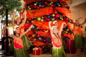 Top 10 reasons to spend the holidays at Fairmont Kea Lani, Maui